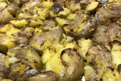 roasting yukon gold potatoes