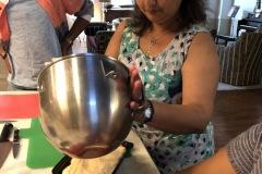 favorite dessert-Tiramisu in the making