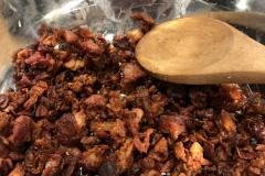crispy pancetta