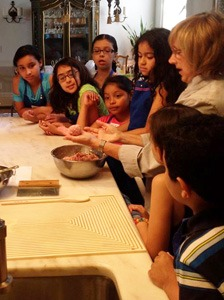 Children's cooking school NJ