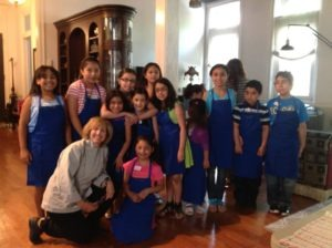 NJ Cooking Class for childen